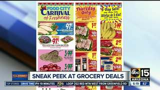 Best Valley grocery deals this week!