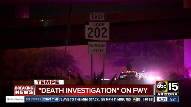 DPS- Death investigation shuts down L-202