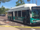 Mesa bicyclist killed in crash with bus