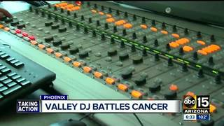 Traffic reporter diagnosed with brain cancer