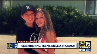 Loved ones remember Payson teens killed in crash