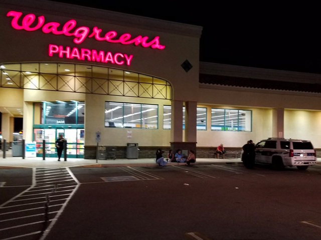 Armed customer shoots, kills pharmacy robber
