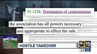 State law forces condo owners to sell