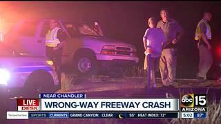 Wrong-way driver on I-10 jailed on DUI charge