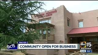 Mayer businesses struggling to bring in tourists