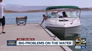 What's the #1 cause of AZ boat crashes?