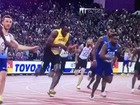 VIDEO: Usain Bolt injured in final race