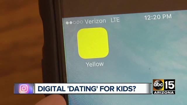 ADO Yellow Dating Site