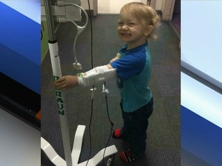 AZ toddler needs ongoing blood transfusions