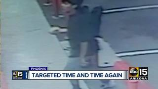 Phoenix store hit by thieves 4 times in 2 months