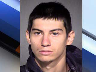 PD: Son arrested for shooting mom in Goodyear