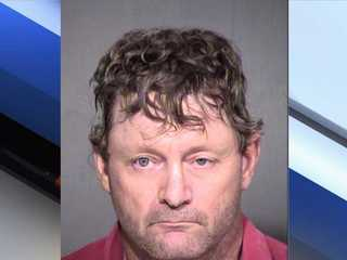 MCSO: Blood links man to Mesa theft