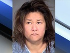 Woman arrested for starting Mesa apartment fire