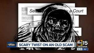 Are public records helping scammers?