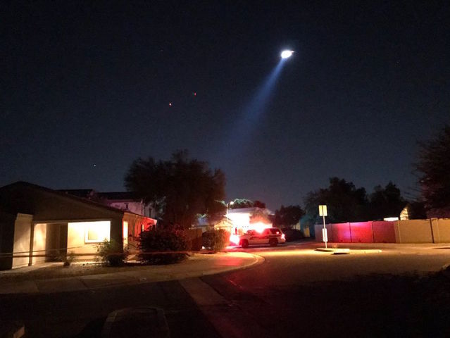 PHX PD: One hospitalized after shooting
