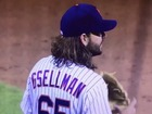OOPS: Mets pitcher makes awful throw vs. D-backs