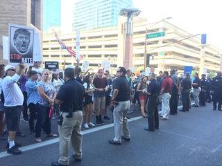 Activists: Phoenix PD was violent during protest