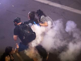 WITNESS VIDEOS: Inside violent Phoenix protests