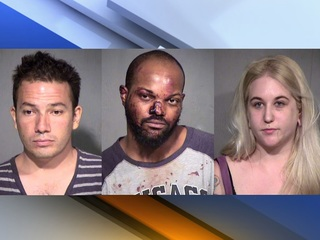 PD: 4 people arrested after Trump rally in PHX