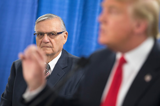 PHOTOS: President Trump and Sheriff Joe Arpaio