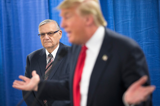 Arpaio, AZ leaders speak out about Trump pardon