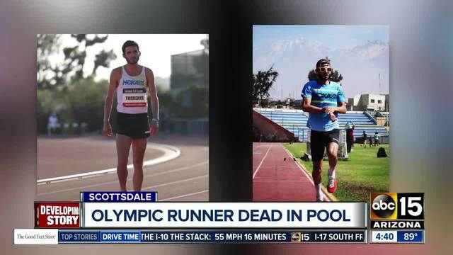 Olympic runner found dead in Scottsdale condo complex swimming pool