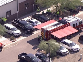 SFMD: 2 people treated after hazmat situation