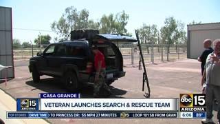AZ veteran launches new life-saving mission