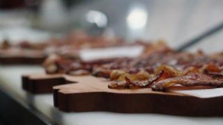 The AZ eatery with a bacon flight on the menu