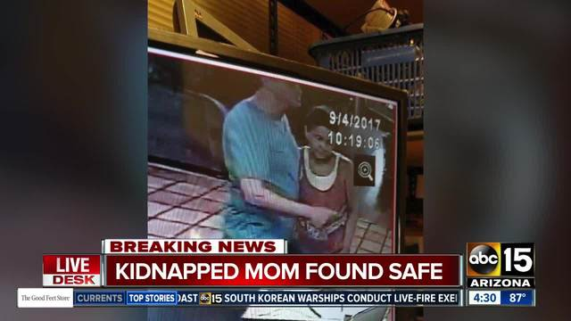Woman kidnapped from Solvang found safe in Nevada, suspect still at large