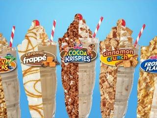 Steak 'n Shake adds cereal milkshakes to menu