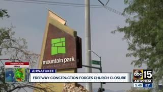 Ahwatukee church moving because of ADOT project