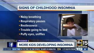 Study: Child insomnia aided by school start time