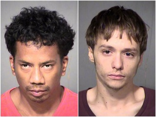 PD: Suspects return to theft scene to steal car