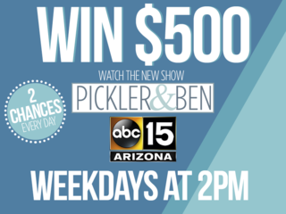 Pickler & Ben Watch and Win Sweepstakes