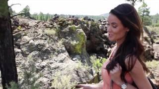 Sunset Crater is an Arizona volcano adventure