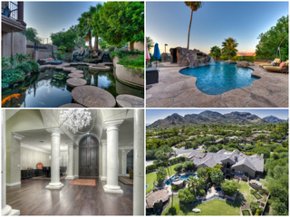 PHOTOS: Ex-NHL star lists $4.5M Valley home