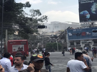 149 dead after earthquake shakes Mexico City