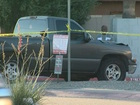 PHX PD: Bicyclist dead after being hit by truck