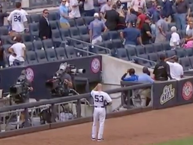 Young girl hospitalized by 105 mph foul at Yankee Stadium