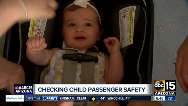 5 Common Car Seat Mistakes To Avoid From AAA Arizona