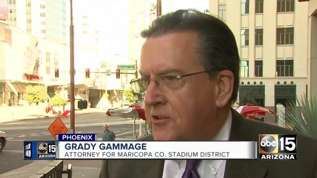 Diamondbacks say Chase Field needs -100K in renovations