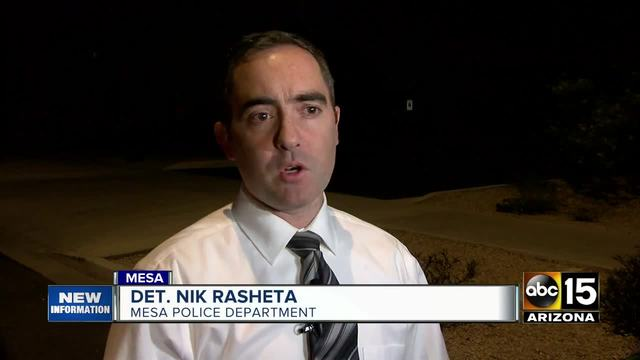 Suspect identified after shot- killed by Mesa police