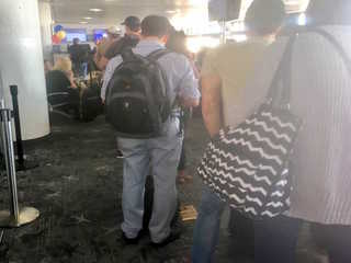 More than 40 flights diverted from Sky Harbor