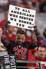 PHOTOS: Cardinals, Cowboys MNF game