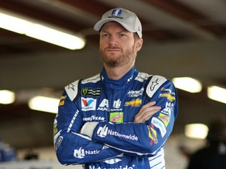 Dale Jr. tweets support of 'peaceful protests'