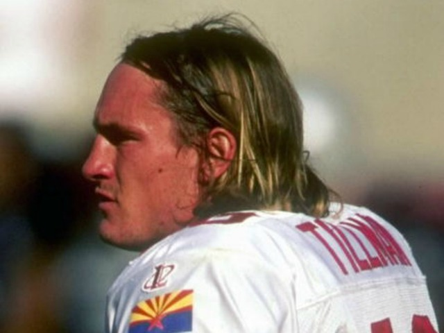 Pat Tillman's Widow Says Her Husband's Service Must Not Be Politicized
