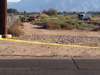 75-year-old man found shot and killed in Phoenix