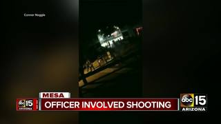 Mesa PD: Woman dead in officer-involved shooting
