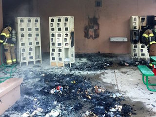 FD: 25 small fires set in Sedona, 2 in custody